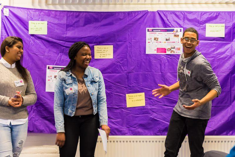 Bekend Ideeën voor betere jeugd(hulp) - Innovatienetwerk Jeugd &JK14