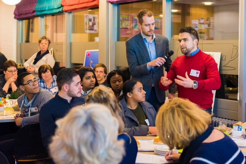 Voorkeur Ideeën voor betere jeugd(hulp) - Innovatienetwerk Jeugd &QF61