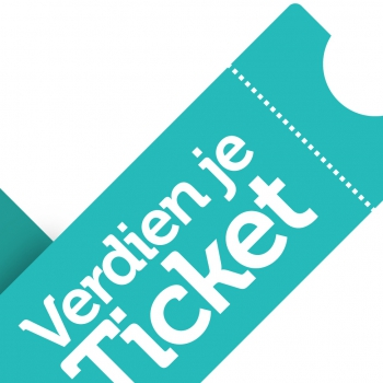 Verdien je Ticket