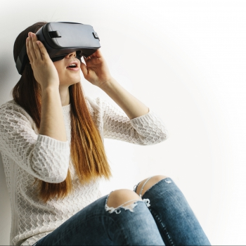 Innovatie-lab Virtual Reality en Gamification